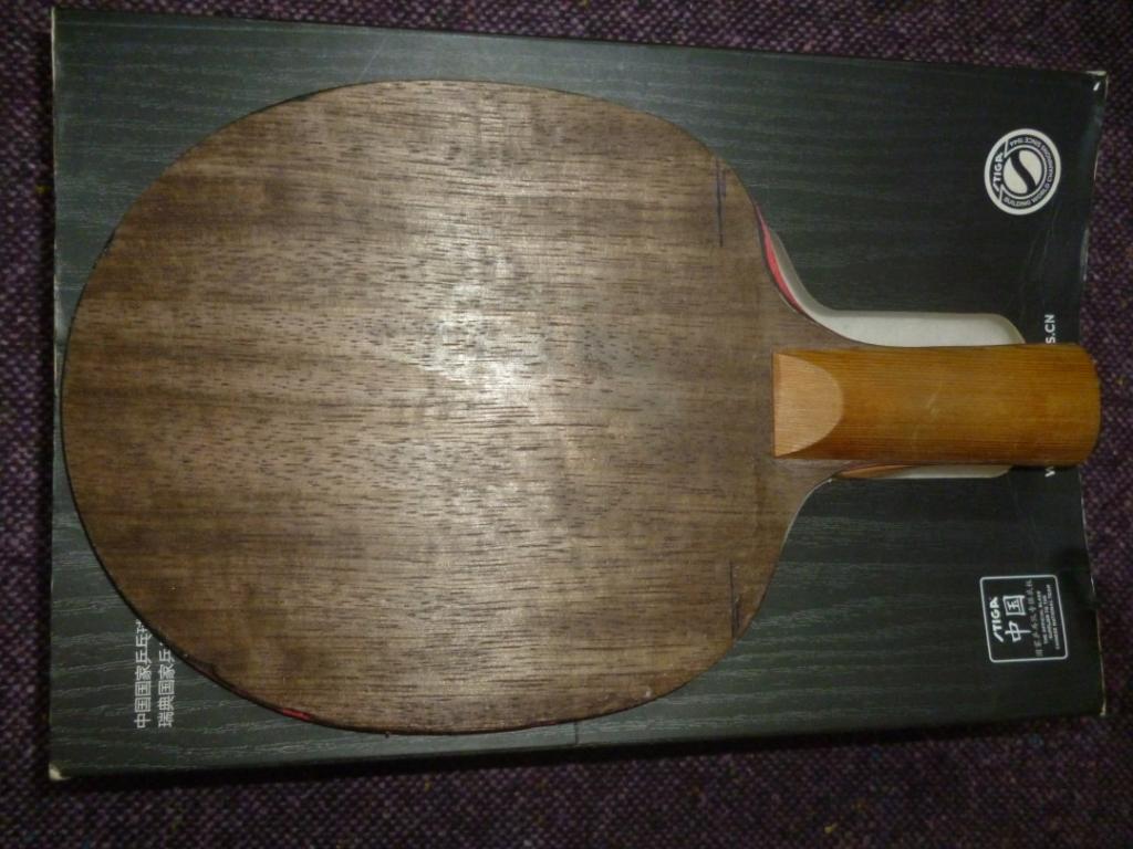 降出神龙木横打手柄之斯蒂卡红黑碳王7.6